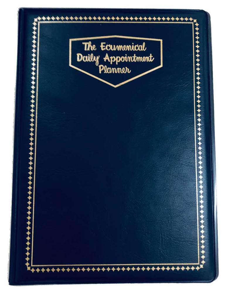 2021 Ecumenical Appointment Planner Regular Edition