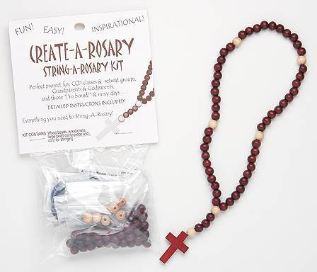 Create A Rosary Kit