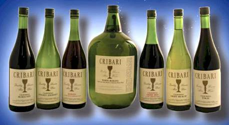 Cribari Vineyards Altar Wine 4L