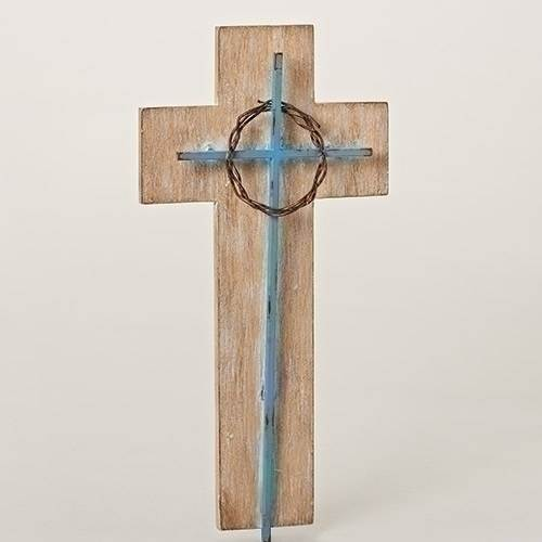 Crown of Thorns Wall Cross