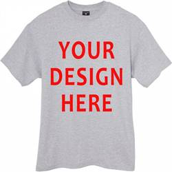 Custom High Quality T-Shirts