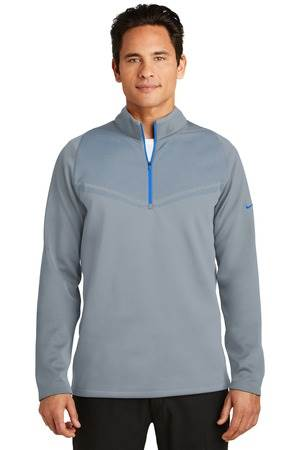 Custom Nike Golf Therma-FIT Hypervis 1/2-Zip Pullover
