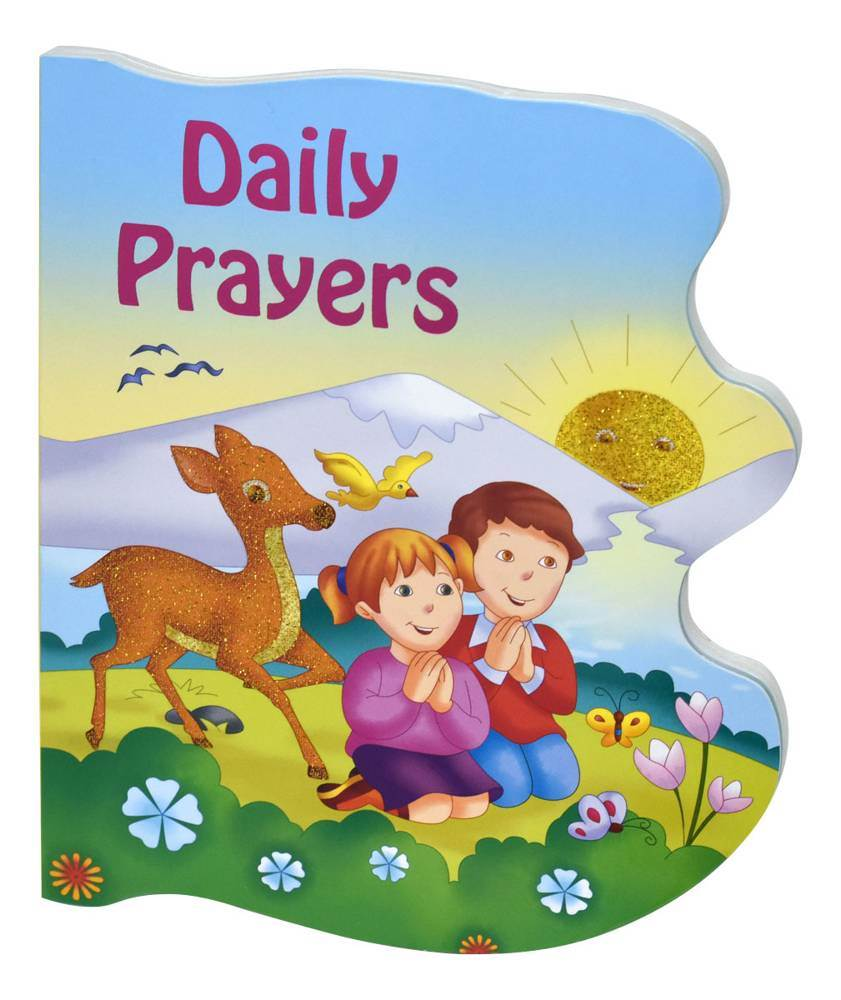 Daily Prayers St. Joseph Sparkle Books