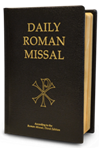 Daily Roman Missal-Bonded Black Leather