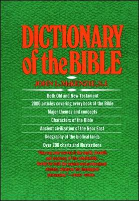 Dictionary Of The Bible, Paperback