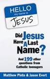 Did Jesus Have A Last Name?