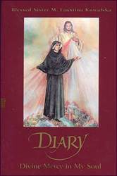 Divine Mercy In My Soul, Paperback Diary Of St. Faustina