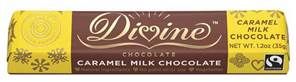 Divine Milk Caramel Candy Bar