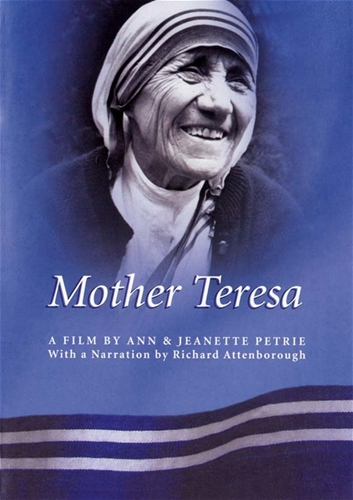 Dvd- Mother Teresa