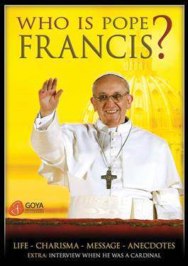 Dvd - Who Is Pope Francis? DVD, video, pope francis, papal, tv, movie, WPF-M