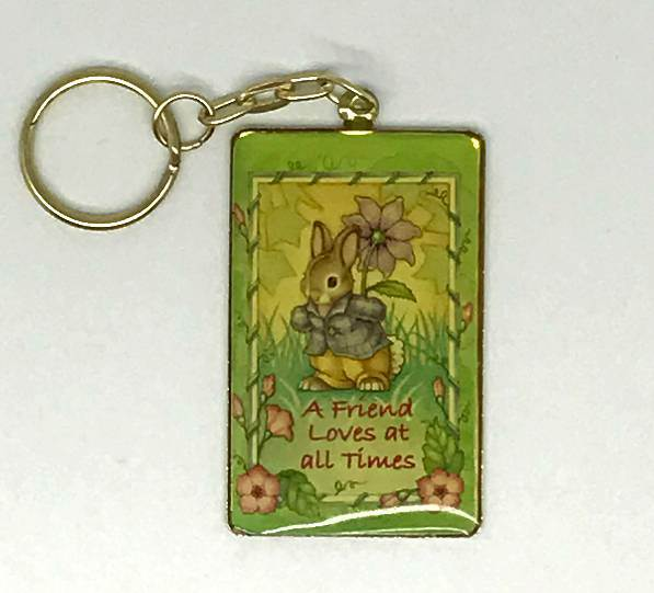 Easter Keychain