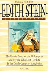 Edith Stein A Biography By: Waltraud Herbstrith