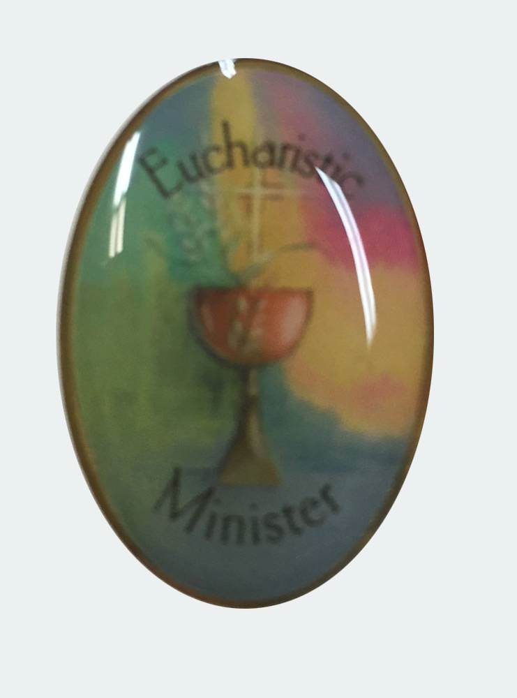 Eucharistic Minister Lapel Pin, PACK OF 25