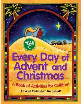 Every Day of Advent and Christmas, A Book of Activities for Children - PT10151