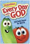 Every Day with God: 365 Daily Devos for Boys Veggie Tales Books