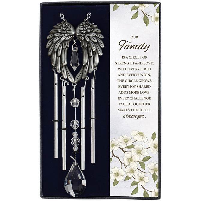 """Family Circle"" Gift Boxed Chime"