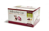 Fellowship Cup: Prefilled Communion Cups (Juice & Wafer), 500 Count Box