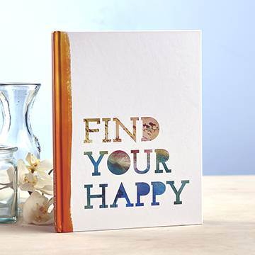 Find Your Happy Inspirational Book