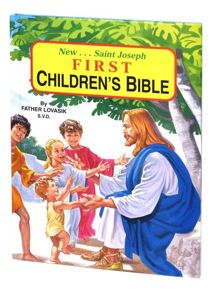 First Children's Bible Popular Bible Stories From The Old And New Testaments
