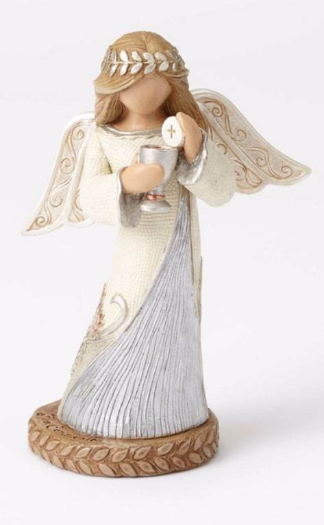 First Communion Angel Figurine