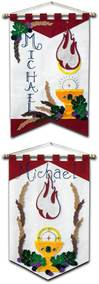 First Communion or Confirmation Holy Spirit Banner Kit