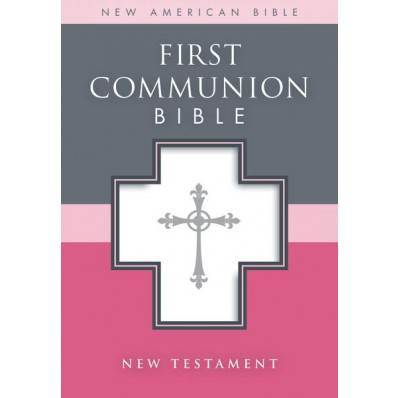 First Communion Bible Girls