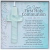First Communion Cross Ornament