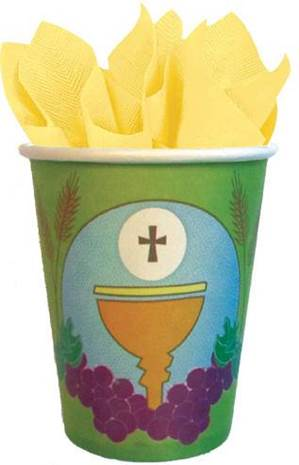 First Communion Cups