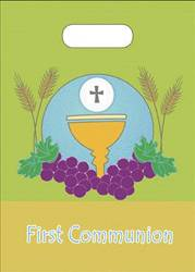 First Communion  Favor Bag