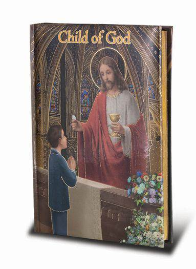 First Communion Missal for Boy