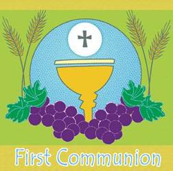 First Communion Napkins