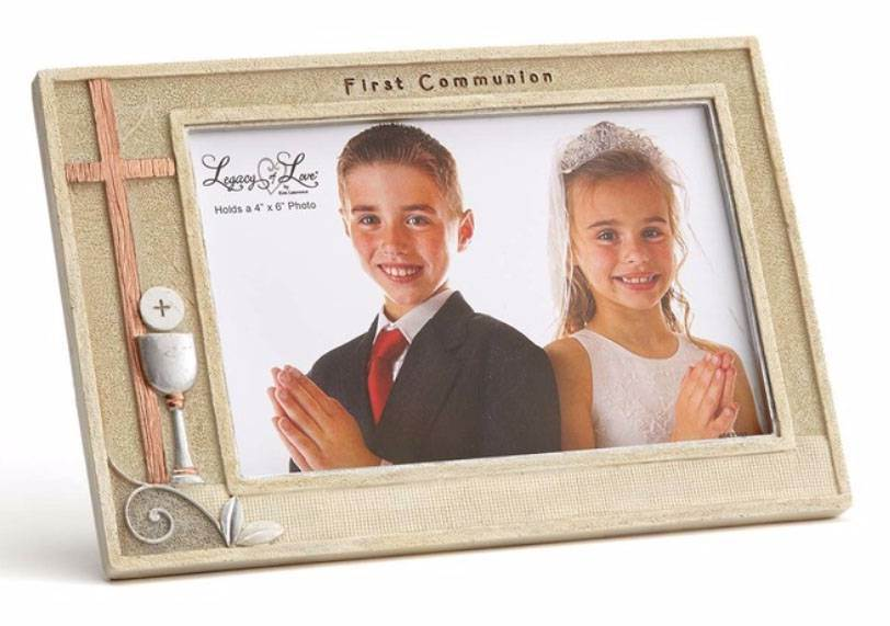First Communion Photo Frame first communion frame, 1st communion frame