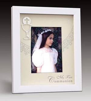 First Communion Shadow Box Frame