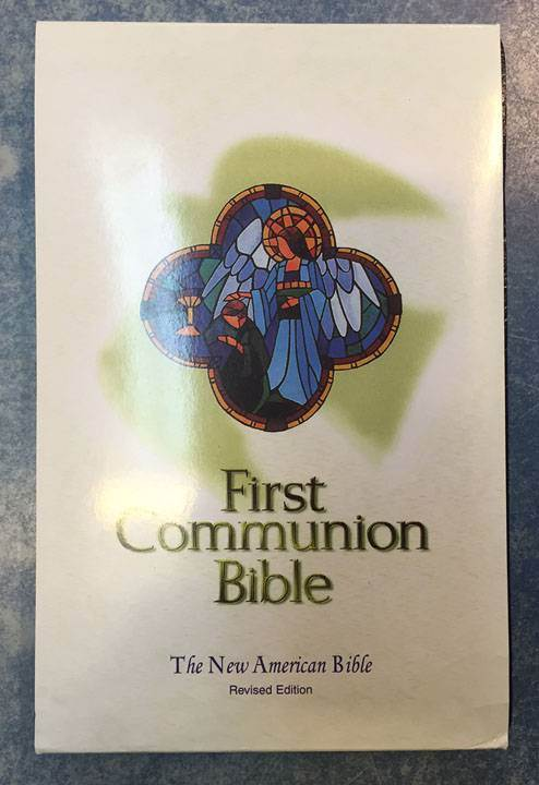First Holy Communion Gift Bible - PT10268