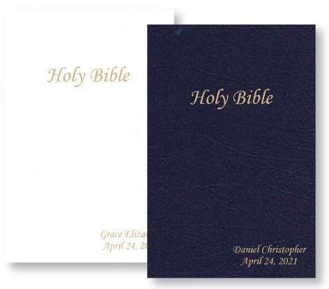 First Holy Communion Gift Bible
