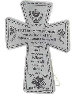 First Holy Communion Wall/Table Cross