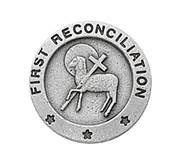 First Reconciliation Lapel Pin
