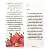 Flower of the Holy Night Bookmark