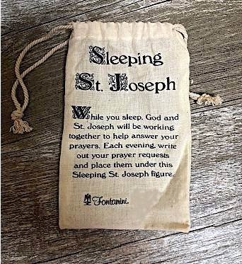 Fontanini Travel Size Sleeping Joseph Figure