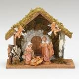 Fontanini Wedding Nativity Set
