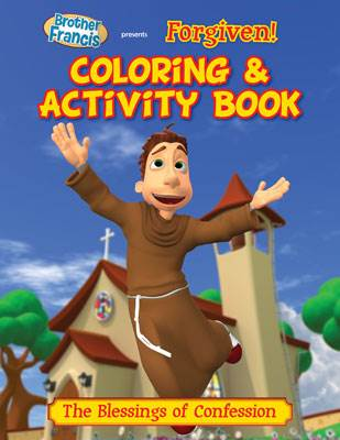 Forgiven! Coloring & Activity Book