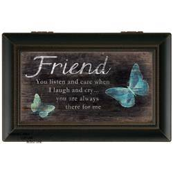 Friend Care Music Box