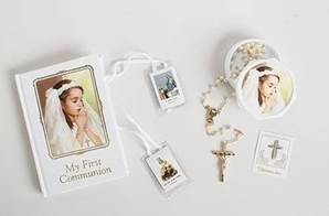 Girl's First Communion Missal Set