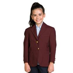 Girls 2 Button Uniform Blazer
