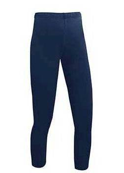 Girls Performance Navy Leggings