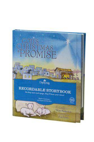 God's Christmas Promise Recordable Book