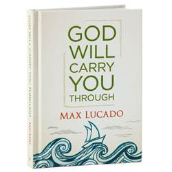 God Will Carry You Through Gift Book