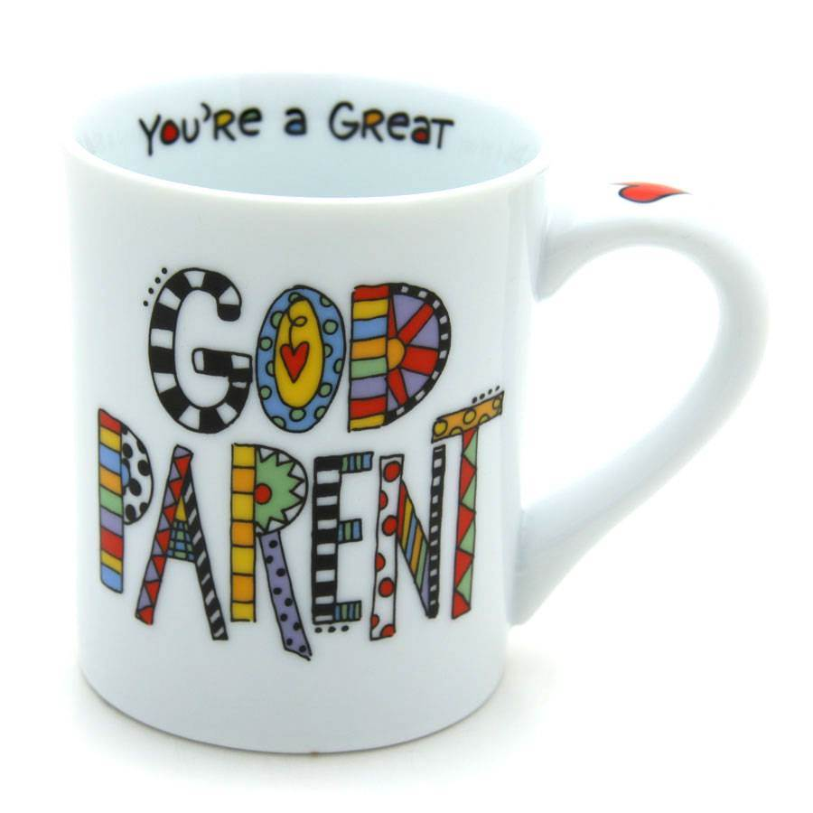Godparent Mug godparent gift, coffee mug, baptism gift, christening gift, male gift, female gift, special someone gift, blessing, tea mug, 4024416