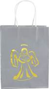 Gold Angel Gift Bag