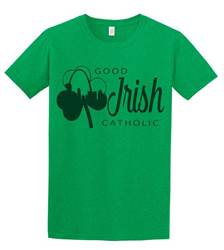 Irish Catholic T-Shirt